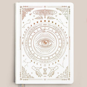 2021 Magic of I Astrological Planner