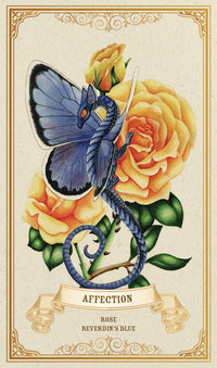 Enchanted Blossoms Empowerment Oracle Deck