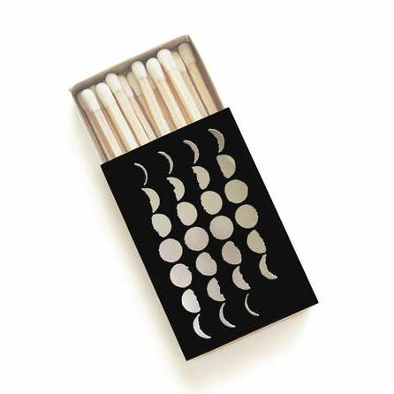 28 Phases of the Moon Matchbox Collection