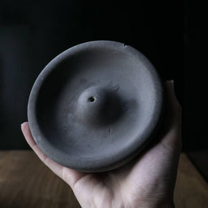 Simple Witch Incense Burner | Charcoal