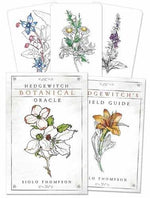 Hedgewitch Botanical Oracle Card Deck