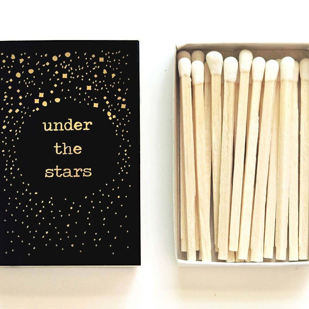 Under the Stars Matchbox