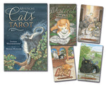 Mystical Cats Tarot Card Deck