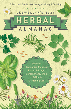 Llewellyn's 2021 Herbal Almanac