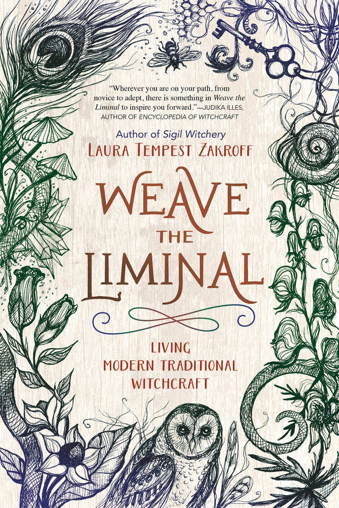 Weave the Liminal: Living Modern Traditional Witchcraft (book)