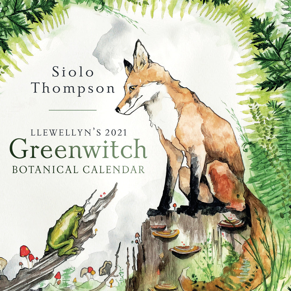 Greenwitch Green Witch Calendar