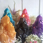 Abundance Quartz Crystal Candles