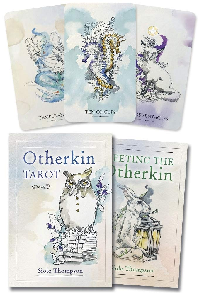 Otherkin Tarot Card Deck