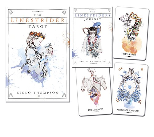 Linestrider tarot Otherkin tarot animal nature artistic magical cards