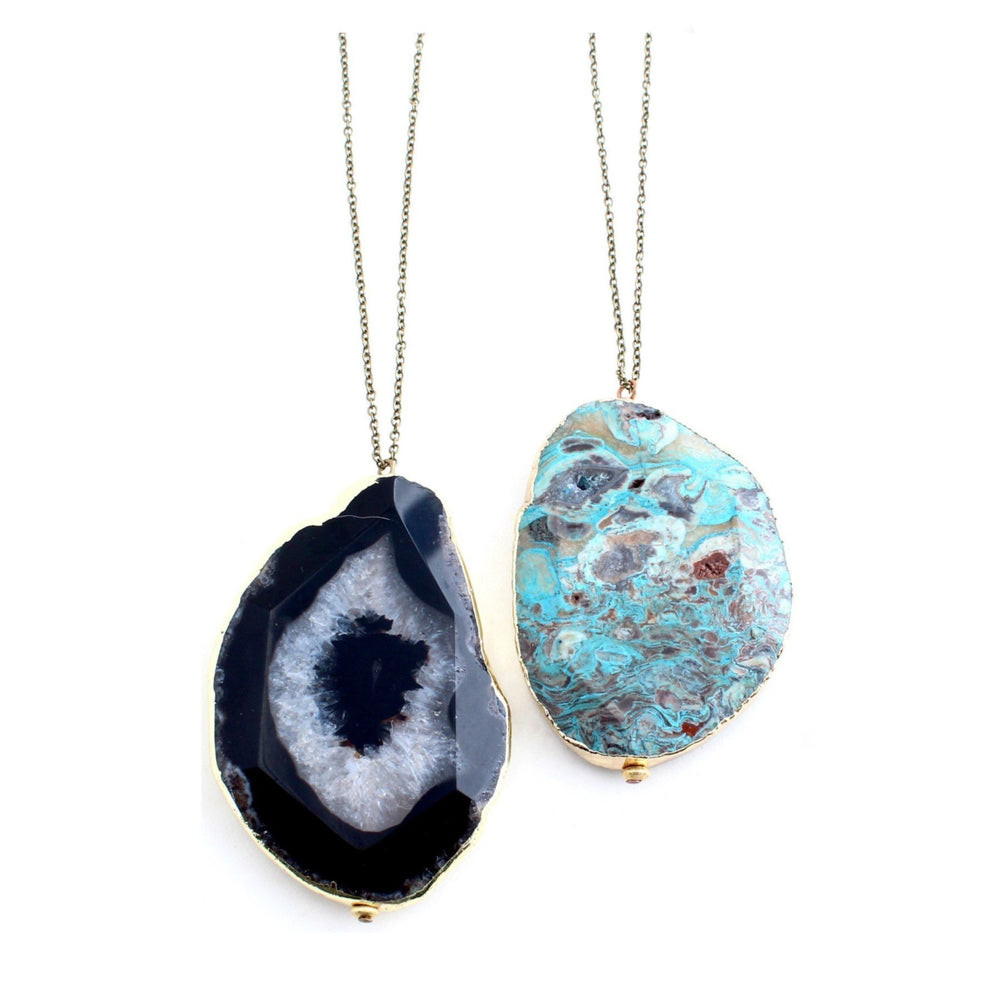 Gemstone Pendant Necklaces