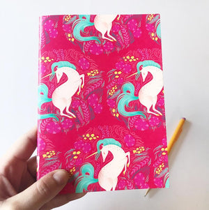 Mythical Unicorn Notebook | Journal