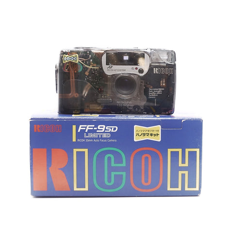 Ricoh FF 9SD Limited Edition with Box