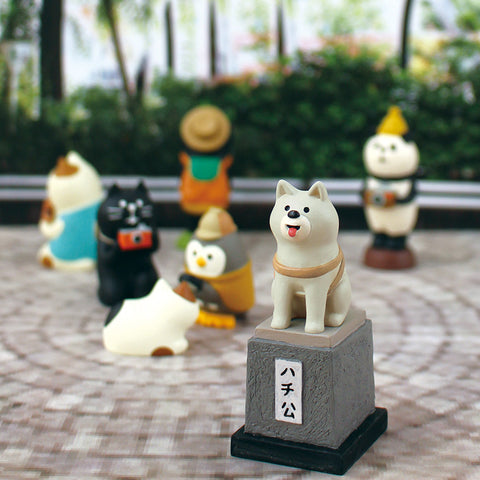 Doggie Ornaments (渋谷八公)