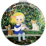 Illustration Compact Mirror