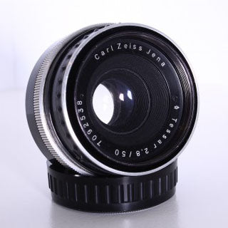 Carl Zeiss Jena Tessar 58mm F2.8 C/Y Mount