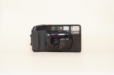 Canon Autoboy 3 Quartz Date only use timer take photo