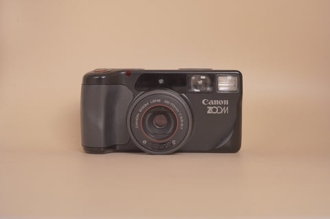 Canon Autoboy Zoom Date No Flash