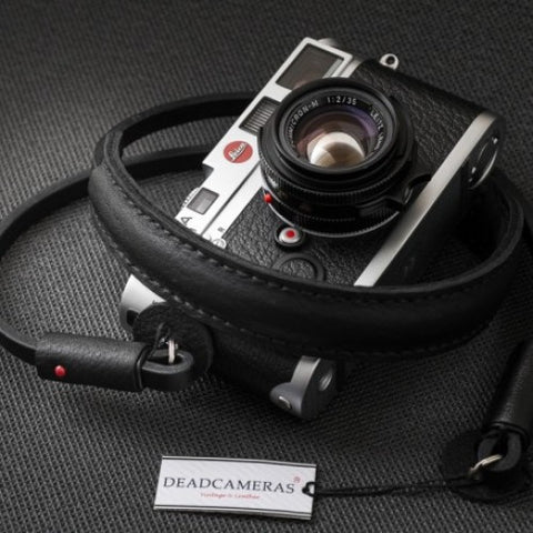 Deadcameras The Shoulder Strap