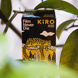 Film Never Die KIRO 400 (135mm / 27 EXP / ISO 400)