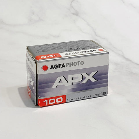 AGFA PHOTO APX 100