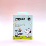 Polaroid Peanuts Color i-Type Film
