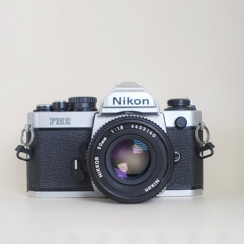 Nikon FM2 with Nikkor 35-70mm f3.3-4.5