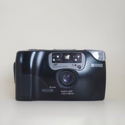 Ricoh FF-9S DATE