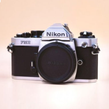 Nikon FM2N Sliver Body with date back