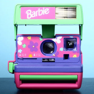 Polaroid 600 Barbie Pink