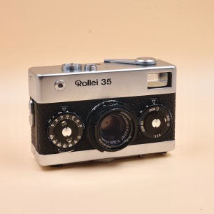 Rollei 35 Silver Made in GERMANY