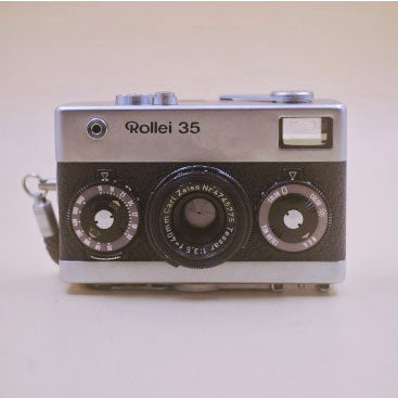 Rollei 35 Sliver Made in Germany