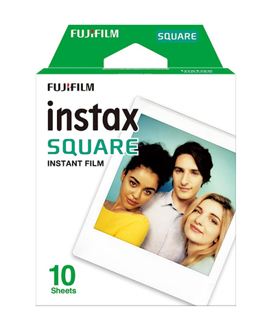 Fujifilm instax square film 10s (2 Packs)
