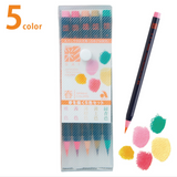 Akacia Watercolor brush Four Seasons 5 color set