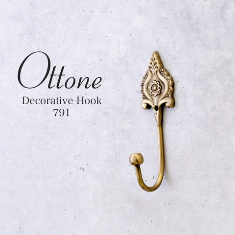 Brass Decorative Hook