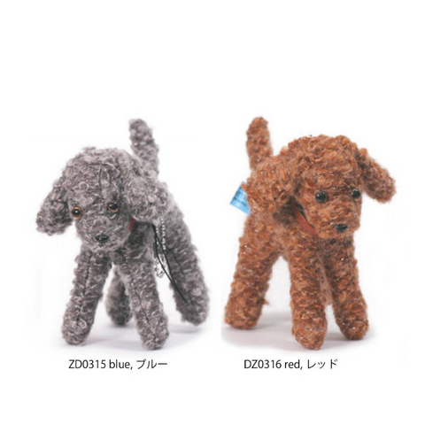 Poodle Deco (RED)
