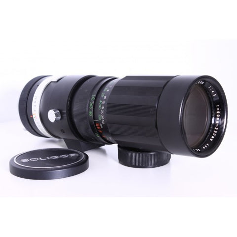 Soligor auto-zoom 90-230mm MD mount