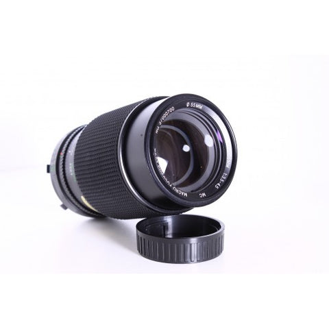 Vivitar MC Macro Focusing Zoom 75-205mm 1:3.5-4.5 MD mount