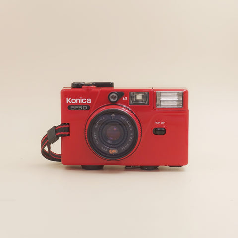 Konica C35EF3 Red