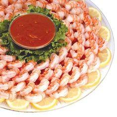 Shrimp Cocktail Platter