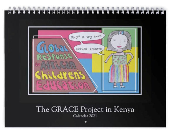 The GRACE Project Calendar