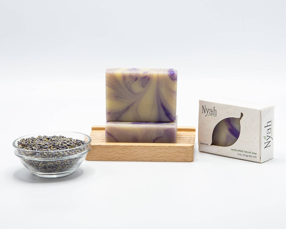 Honey Lavender Natural Soap