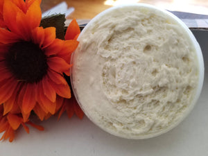 Mango Butter & Jojoba Oil Whipped Body Butter