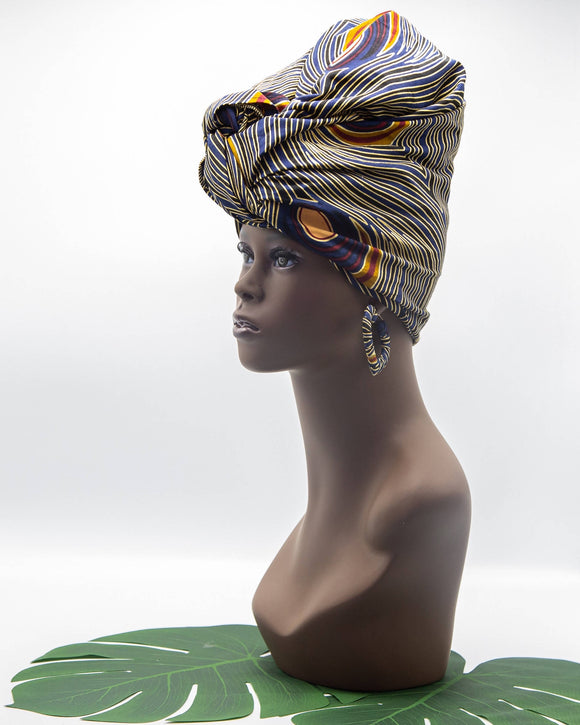 The Guardian to Royalty Headwrap Set