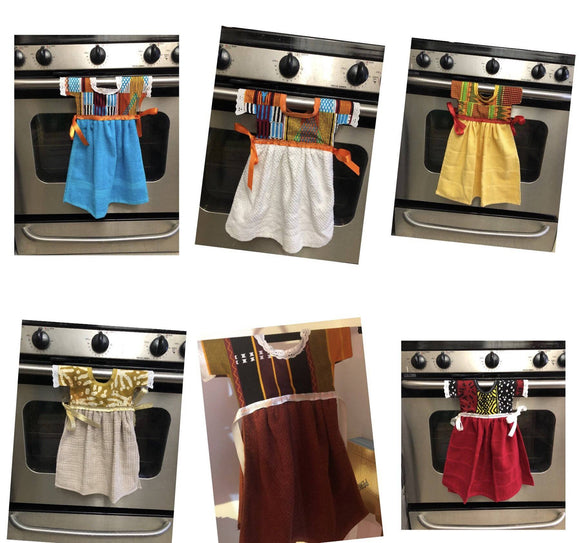 African Oven Dresses