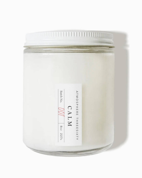 CALM Wellness Candle