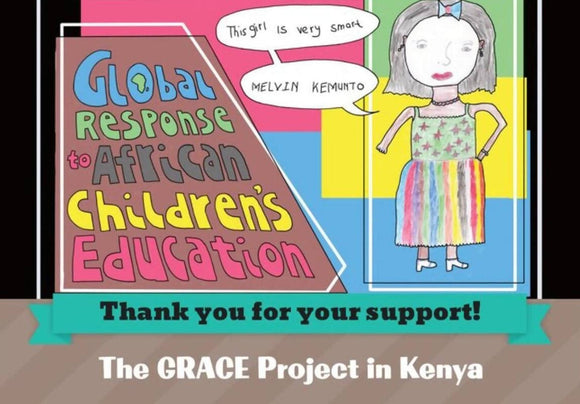 The GRACE Project Postcards