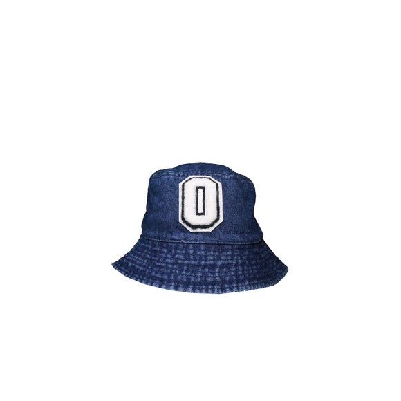 OTW Signature O Denim Bucket (Dark Blue Denim)