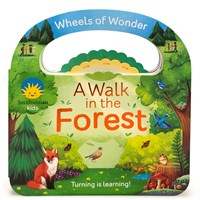 A Walk in the Forest Board Book