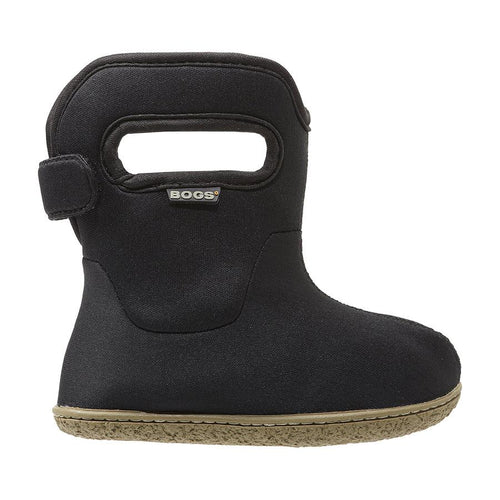 Baby Bogs Waterproof Boot- Solid Black