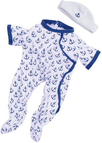Baby Stella Outfit Anchors Away